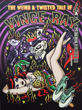 Load image into Gallery viewer, Vince Ray book 1 The Weird an Twisted tale of Vince Ray front cover