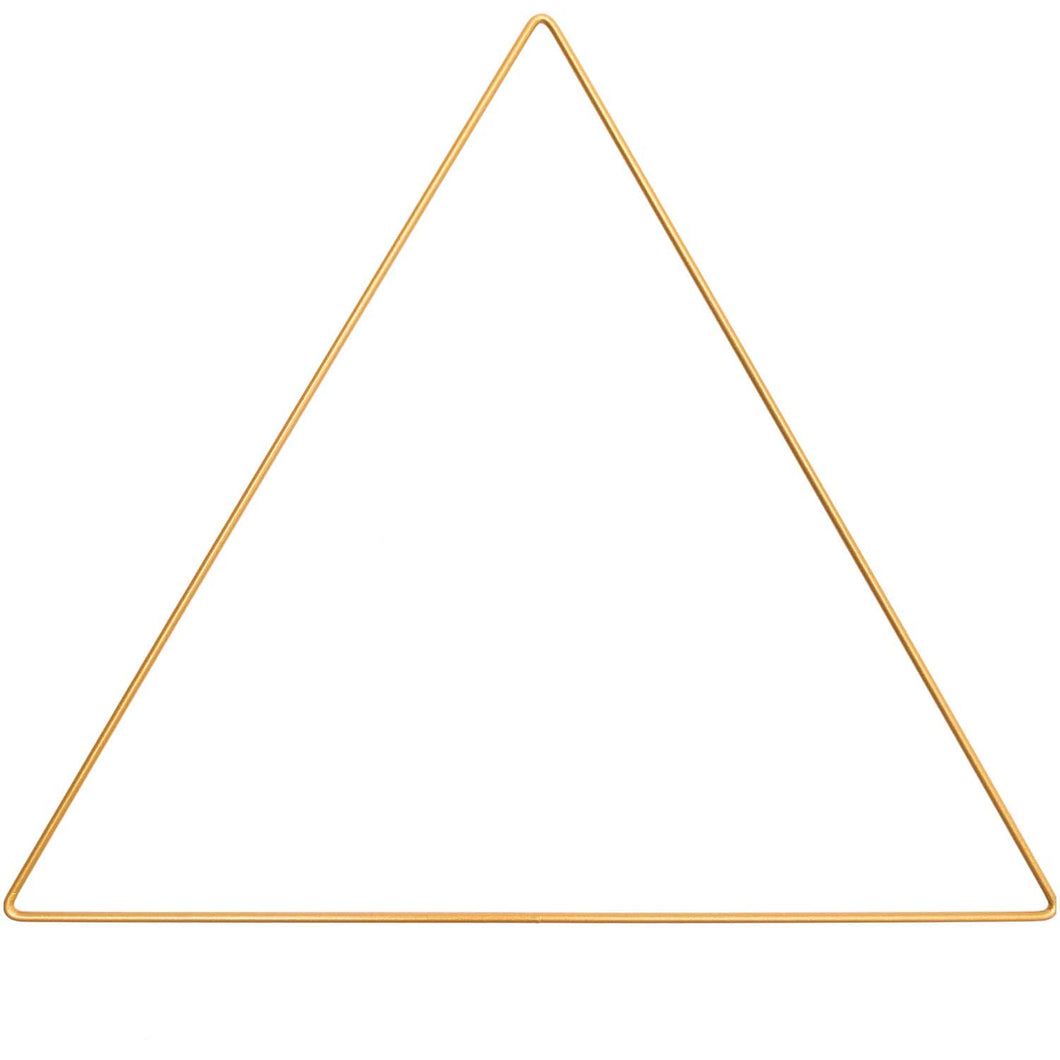Gold Triangle - 30cm