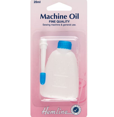 Hemline Machine Oil 20ml