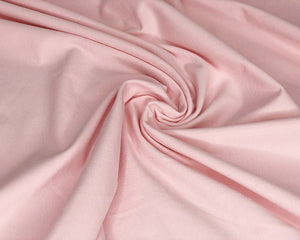 Plain Cotton Jersey - Pink