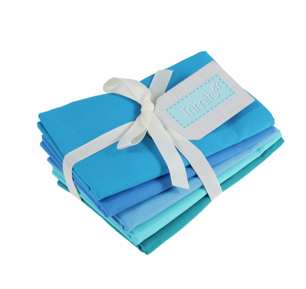 Trimits Fat Quarter Bundle - Seaside
