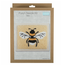 Load image into Gallery viewer, Punch Needle Kit - Bee