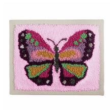 Load image into Gallery viewer, Punch Needle Kit - Butterfly