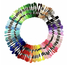 Load image into Gallery viewer, Stranded Cotton Set - 100 Skeins