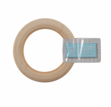 Individual Wooden Rings (3 Sizes)