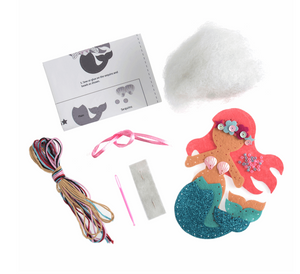 Felt Kit - Mermaid