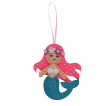 Load image into Gallery viewer, Felt Kit - Mermaid