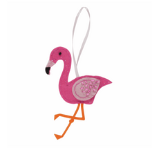 Load image into Gallery viewer, Felt Kit - Flamingo