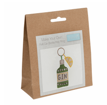 Load image into Gallery viewer, Felt Kit - Gin Bottle