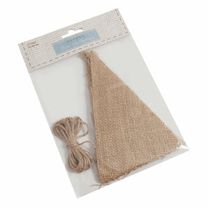 Hessian Bunting Kit
