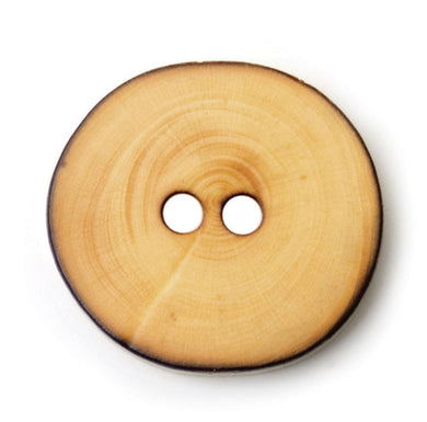22mm Wooden Button