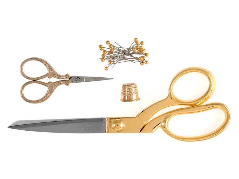 Gold Scissor Gift Set