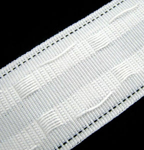 "2"" Polyester Heading Tape"