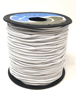 2.4mm White Cord Elastic