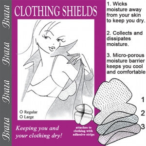 Braza Clothing Shields