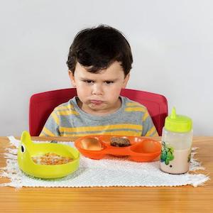 The Science Behind Picky Eaters