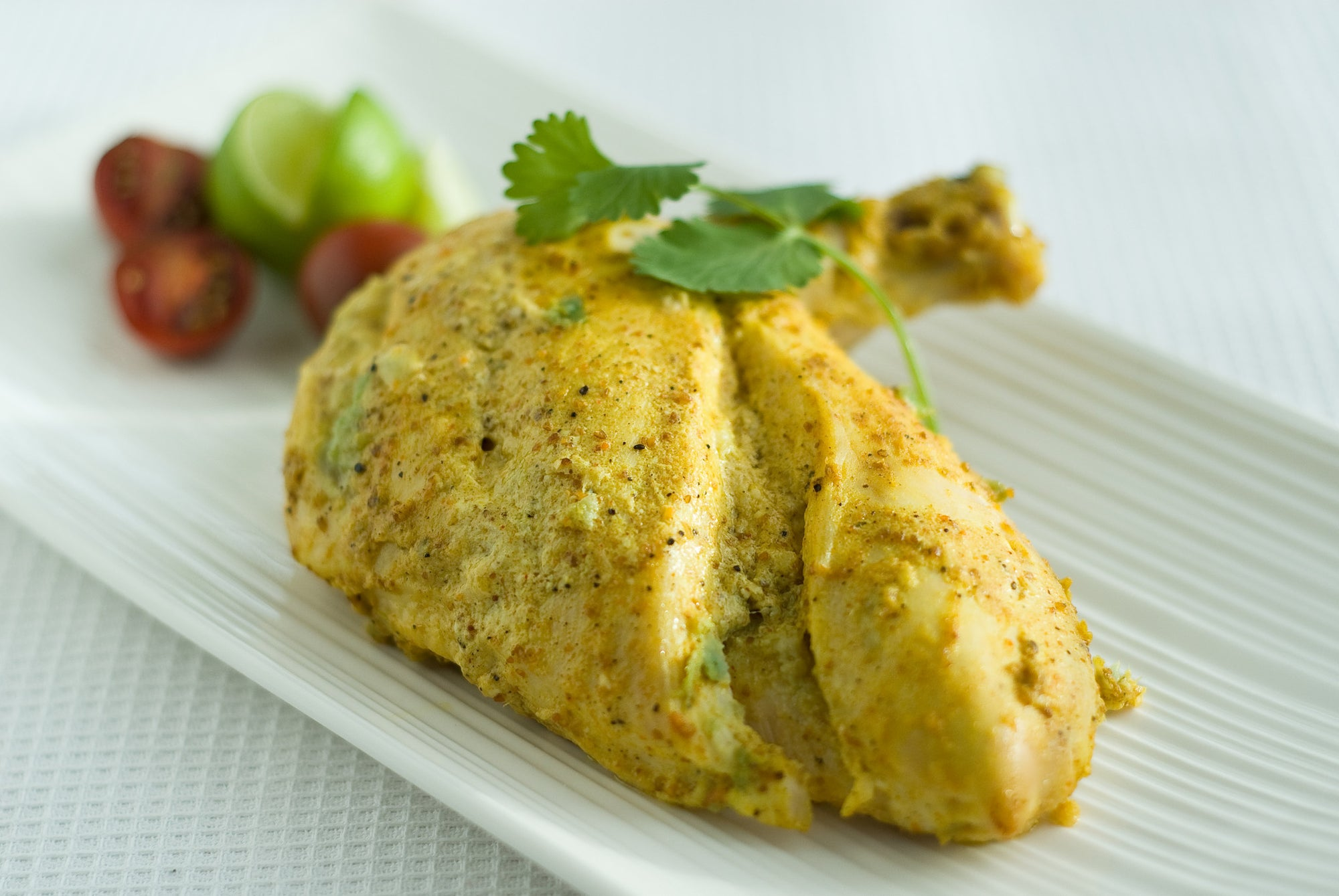 Jaswant's Kitchen Tandoori Chicken