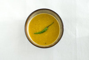 Jaswant's Kitchen Daal Masoor (Red Lentils)