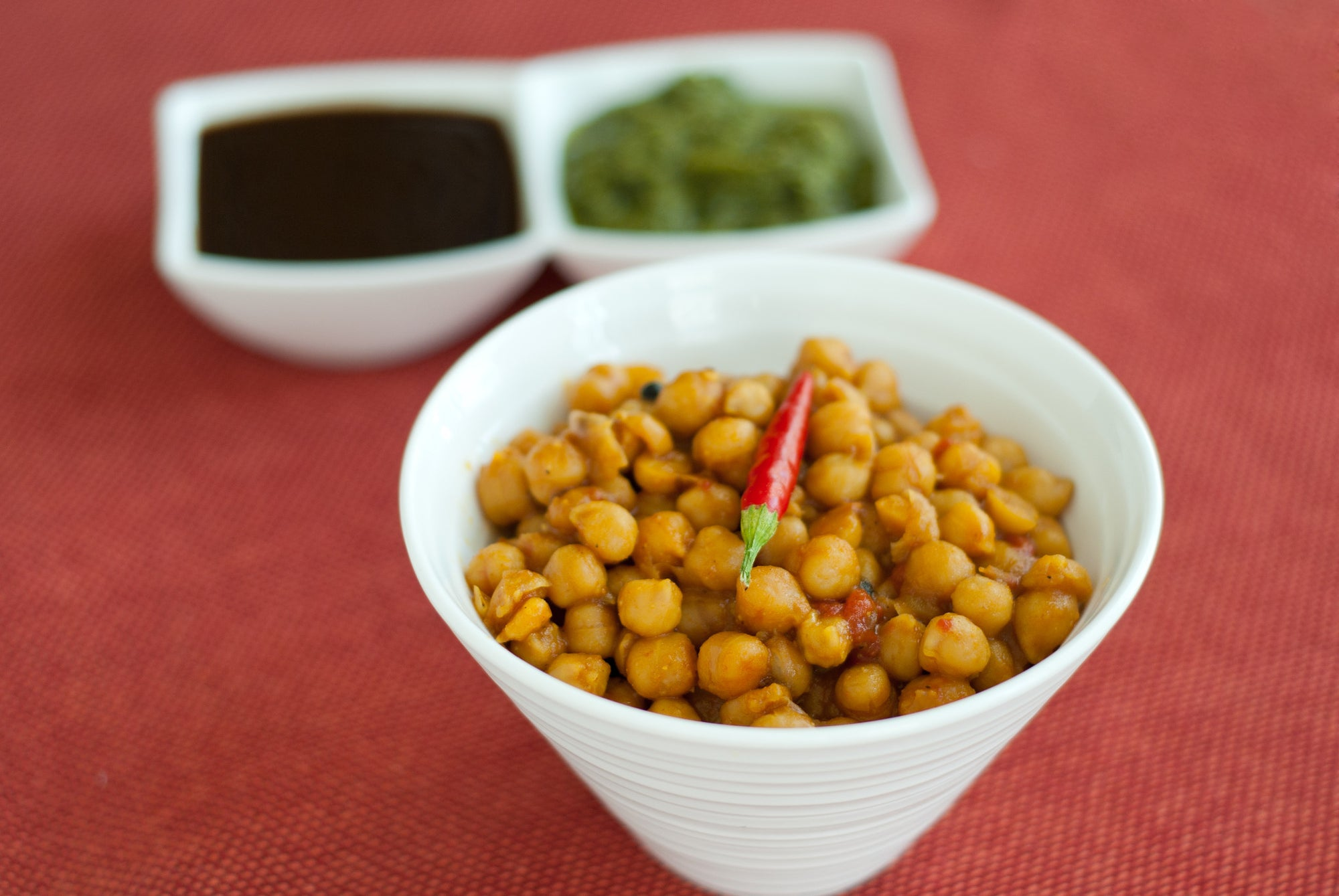 Jaswant's Kitchen Channa Masala