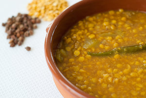Channa Daal (Split Black Chickpeas)