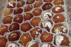 Jaswant's Kitchen Gulab Jamun recipe