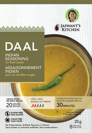 Jaswant's Kitchen Daal Seasoning pouch