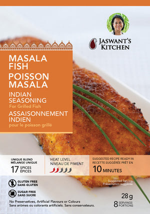 Jaswant's Kitchen Masala Fish Seasoning Pouch