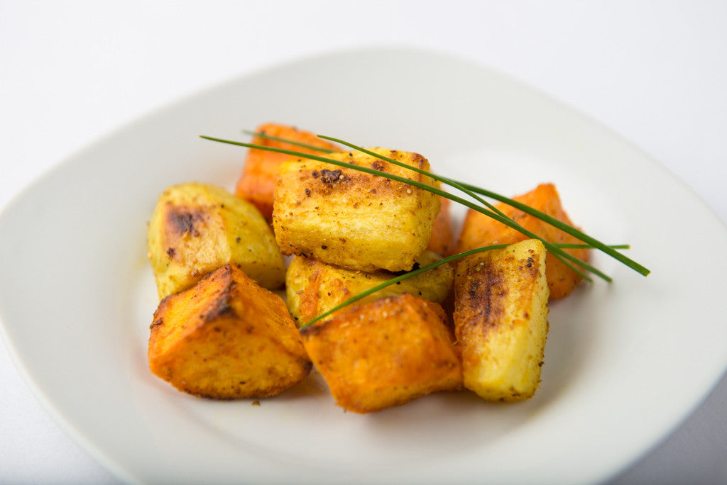 Tandoori Root Vegetables