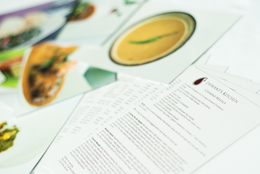 Recipe Cards (Set of 15)