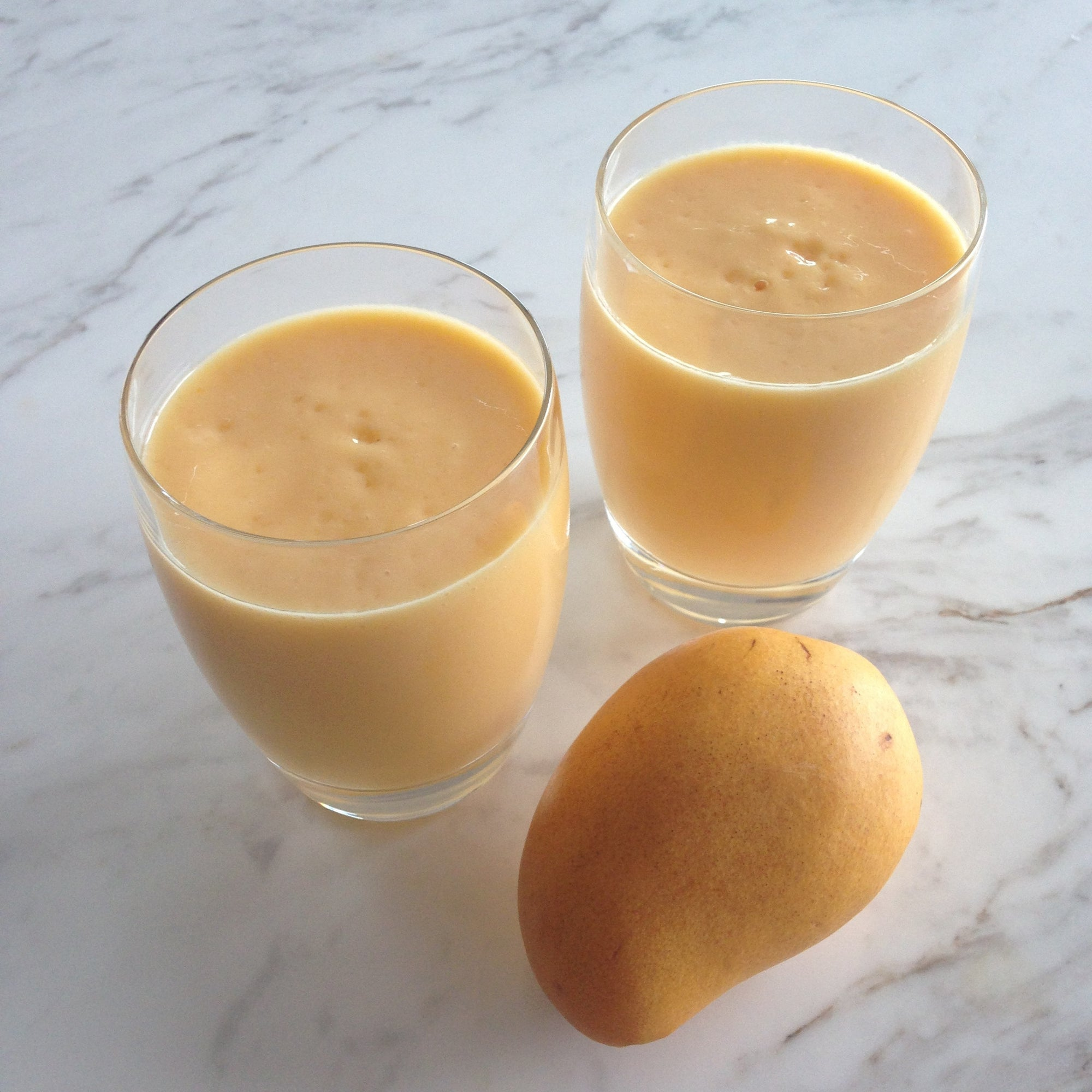 Jaswant's Kitchen Mango Lassi (Smoothie) recipe