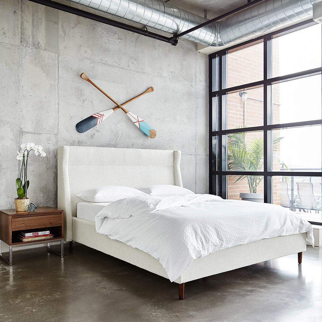 Picture of: Carmichael Bed Beds Gus Modern