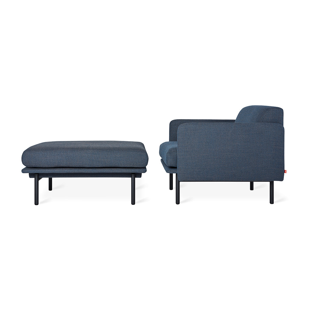 Foundry Chaise | Hanson Navy