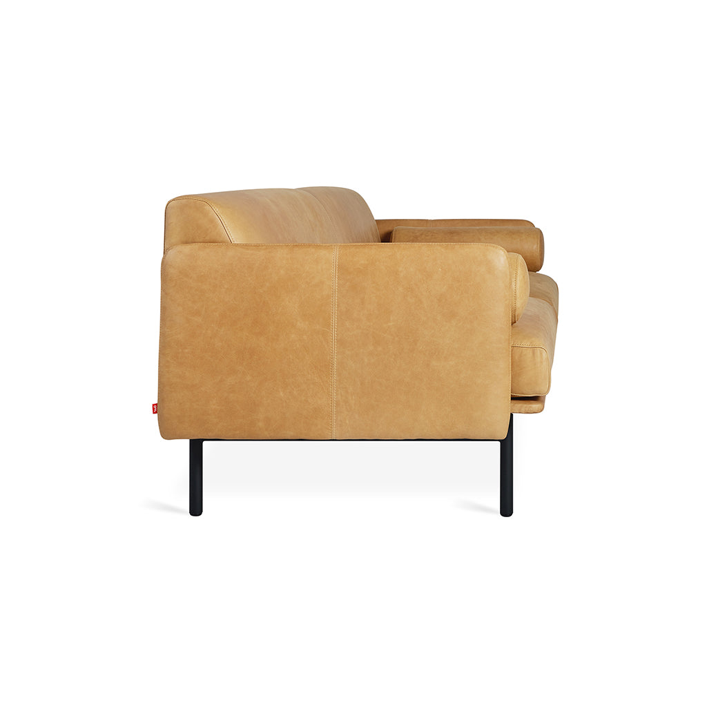 Foundry Sofa | Canyon Whiskey Leather
