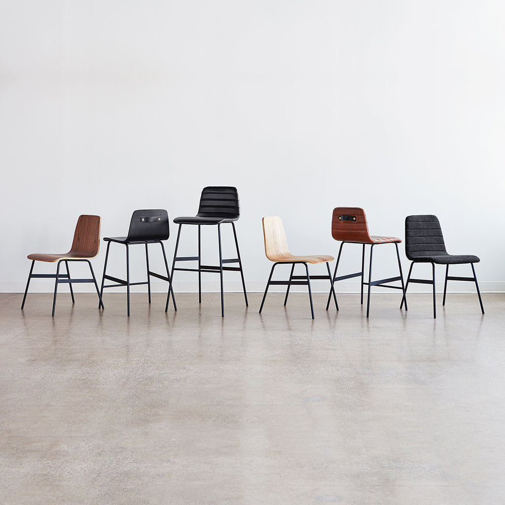 Lecture Stool | Walnut