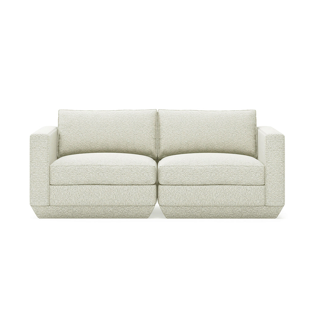 Podium 2PC Sofa | Copenhagen Fossil