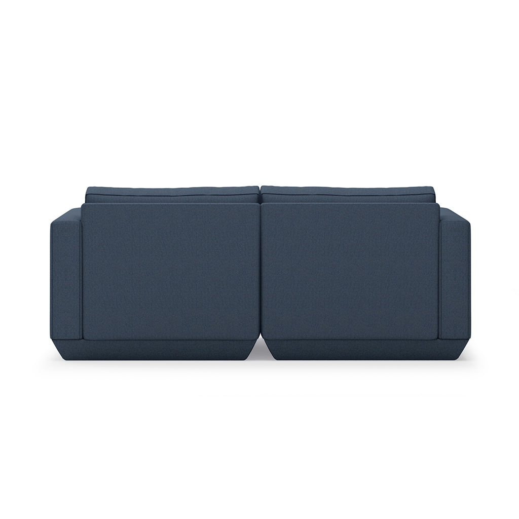 Podium 2PC Sofa | Hanson Navy