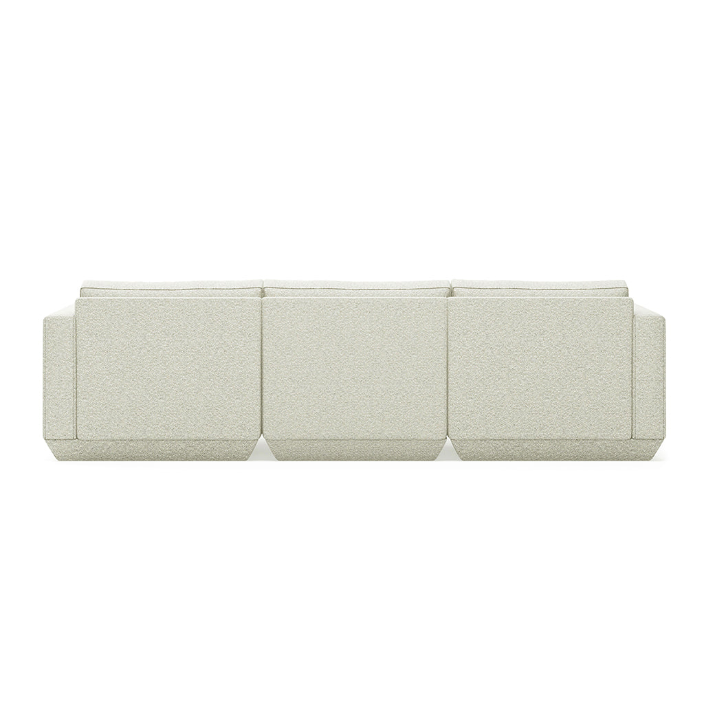 Podium 3PC Sofa | Copenhagen Fossil