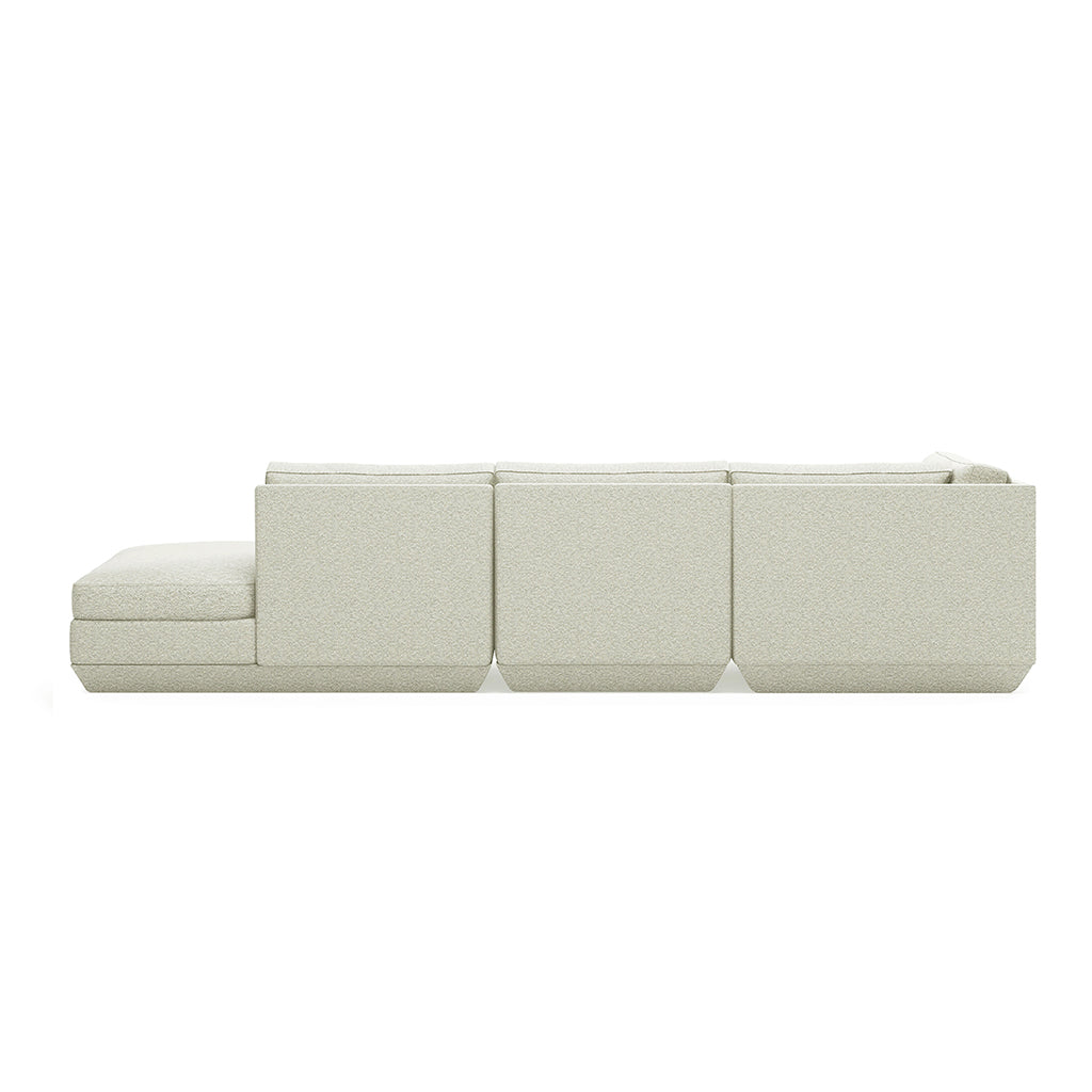 Podium 4PC Lounge Sectional B | Copenhagen Fossil