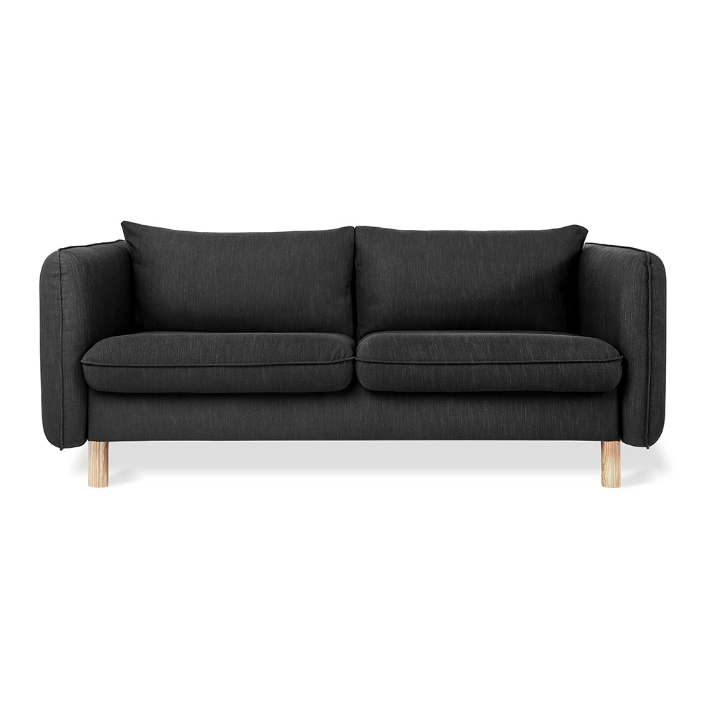 Flipside Sofabed | Parliament Stone