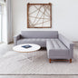 Array Coffee Table | White