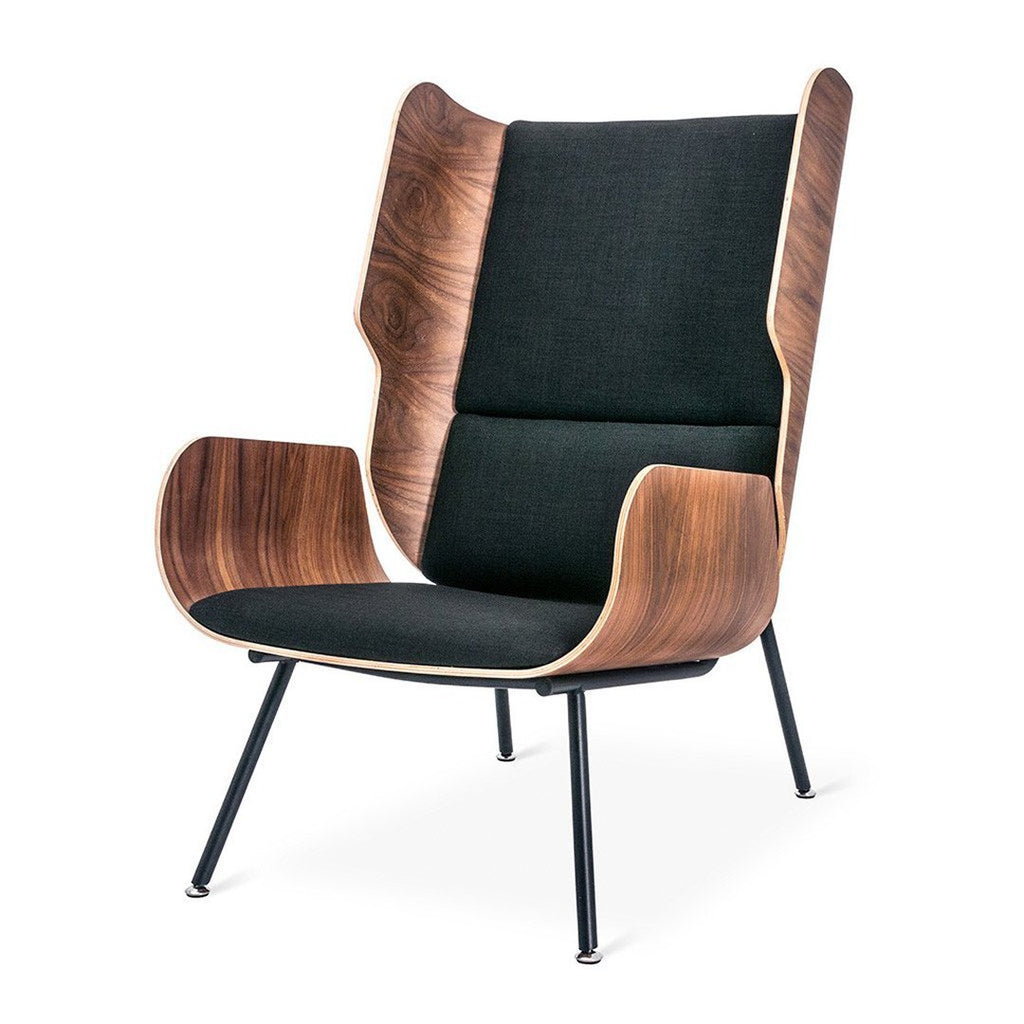 Elk Chair | Laurentian Onyx & Walnut