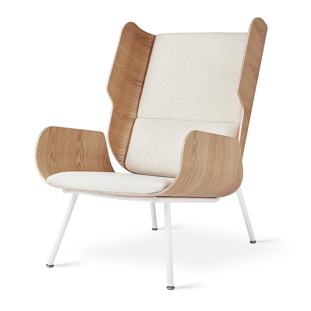 Elk Chair | Huron Ivory & Natural Ash