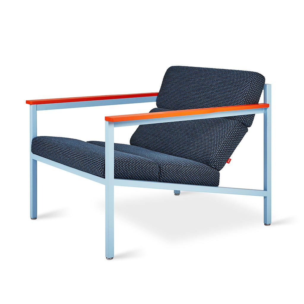 Gus* x LUUM Halifax Chair | Orange Pop Module