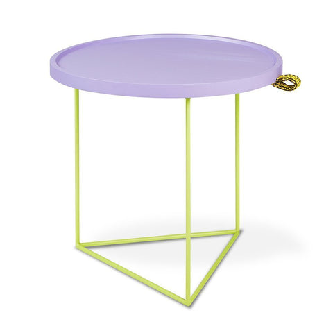 Gus* x LUUM Porter End Table - Chatoyant