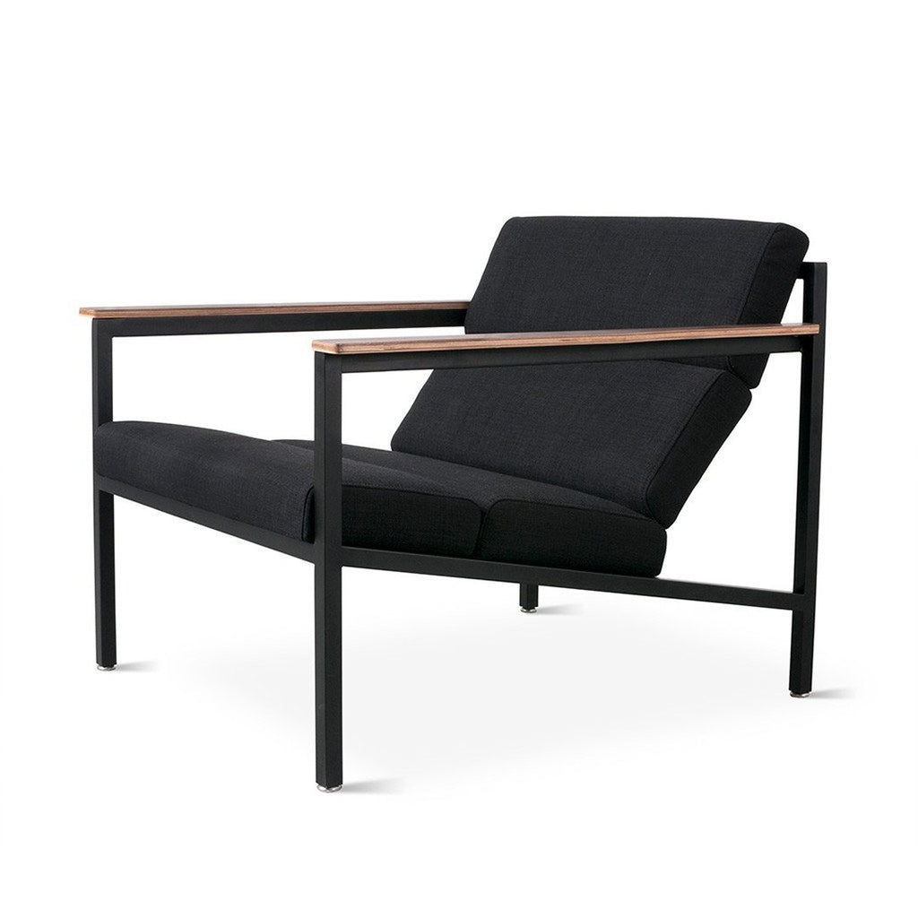 Halifax Chair | Laurentian Onyx & Black