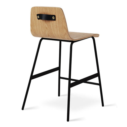 Lecture Counter Stool (Wood)