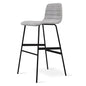 Lecture Bar Stool | Vintage Alloy