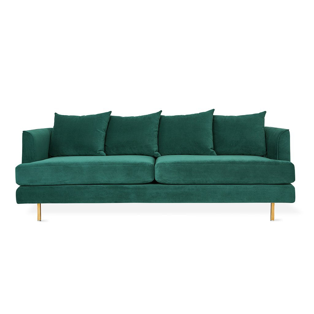 Margot Sofa | Velvet Spruce
