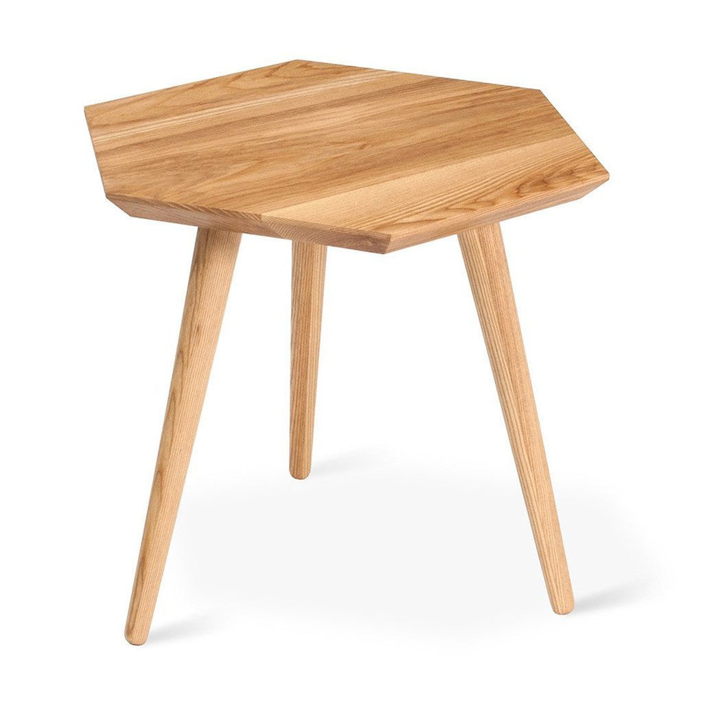 Metric End Table | Natural Ash