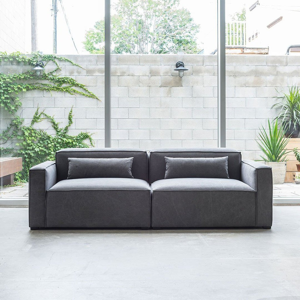 Modular Furniture Sofa: Mix Modular 2-PC Sofa